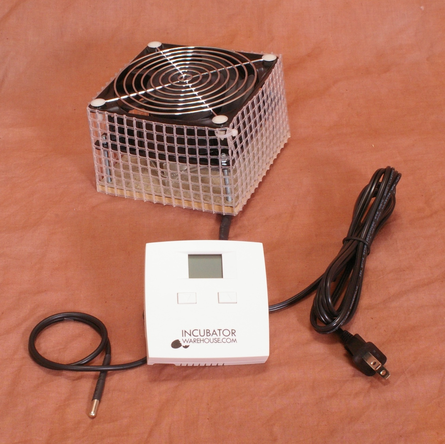 225 Watt IncuKit for larger egg incubators