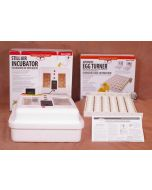Little Giant 9300 Advanced Egg Incubator Combo Kit
