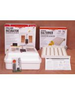 Little Giant 9300 Deluxe Egg Incubator Combo Kit