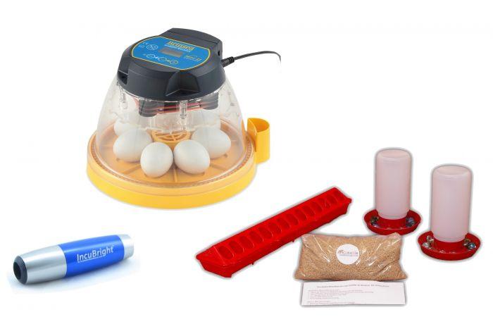 Incubator Warehouse Brinsea Mini Advance Egg Incubator Premier Combo Kit