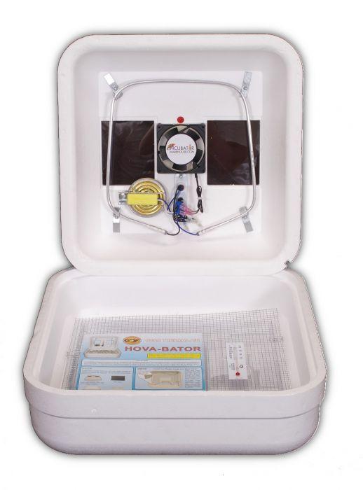 HovaBator Genesis 1588 Deluxe Egg Incubator Combo Kit