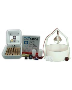 HovaBator Ultimate Egg Incubator & Brooder Combo Kit