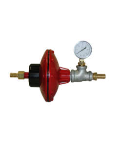 4008 - Adjustable Pressure Reducing Valve with Gauge