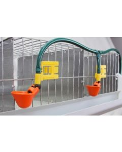 "4082 - Drink Cup Kit for 30"" Breeding Pens - 2 cups"
