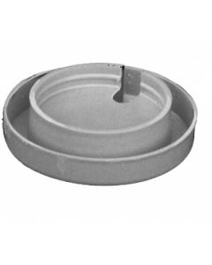 4461 - Game Chick Waterer Base, Plastic - Package of 6
