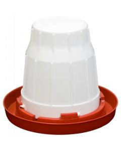 4477 - Gallon Waterer with Snap-On Base - Package of 2