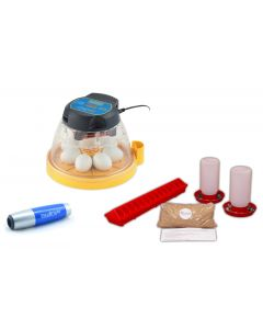 Brinsea Mini II Advance Egg Incubator Premier Combo Kit