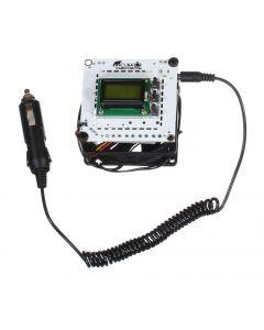 IncuKit™ MINI for Desktop Incubators | Thermostat, Fan & Heater with Car Power Adapter