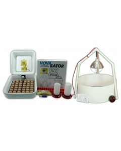 HovaBator Genesis 1588 Ultimate Egg Incubator & Brooder Combo Kit