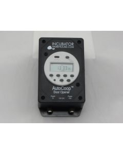 AutoCoop Door Controller with timer