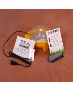 NEW Chickbator Egg Incubator 9100 Hatch + Egg Candler