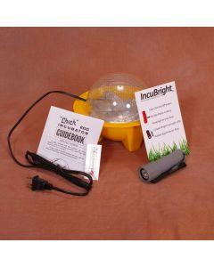 NEW Chickbator Egg Incubator 9100 Hatch + Egg Candler