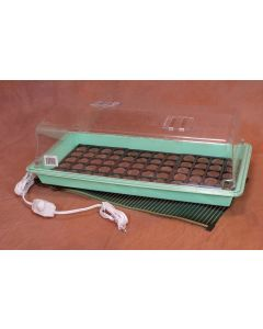 Durable Seed Starter Heat Mat Humidity Vents | 2 Sizes