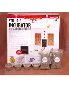 Little Giant Reptile Incubator Kit