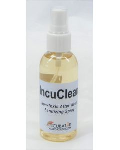 IncuClean Sanitizing Spray