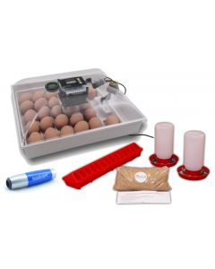 IncuView™ All-In-One Automatic Egg Incubator Premier Combo Kit