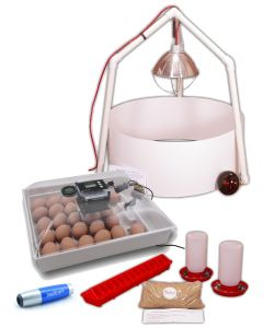 IncuView™ All-In-One Automatic Egg Incubator Ultimate Combo Kit