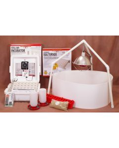 Little Giant 9300 Ultimate Egg Incubator & Brooder Combo Kit