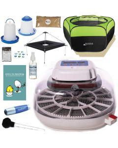 Nurture Right 360 Ultimate Egg Incubator Combo Kit