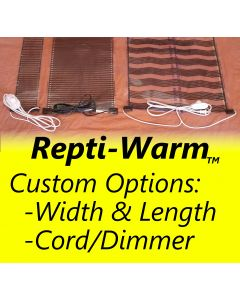 ★ Repti-Warm Reptile & Pet Warming Heat Mat | Snake Lizard Turtle | 4 Sizes ★