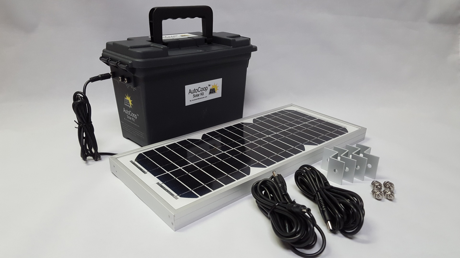Solar Kit for the AutoCoop Automatic Coop Door