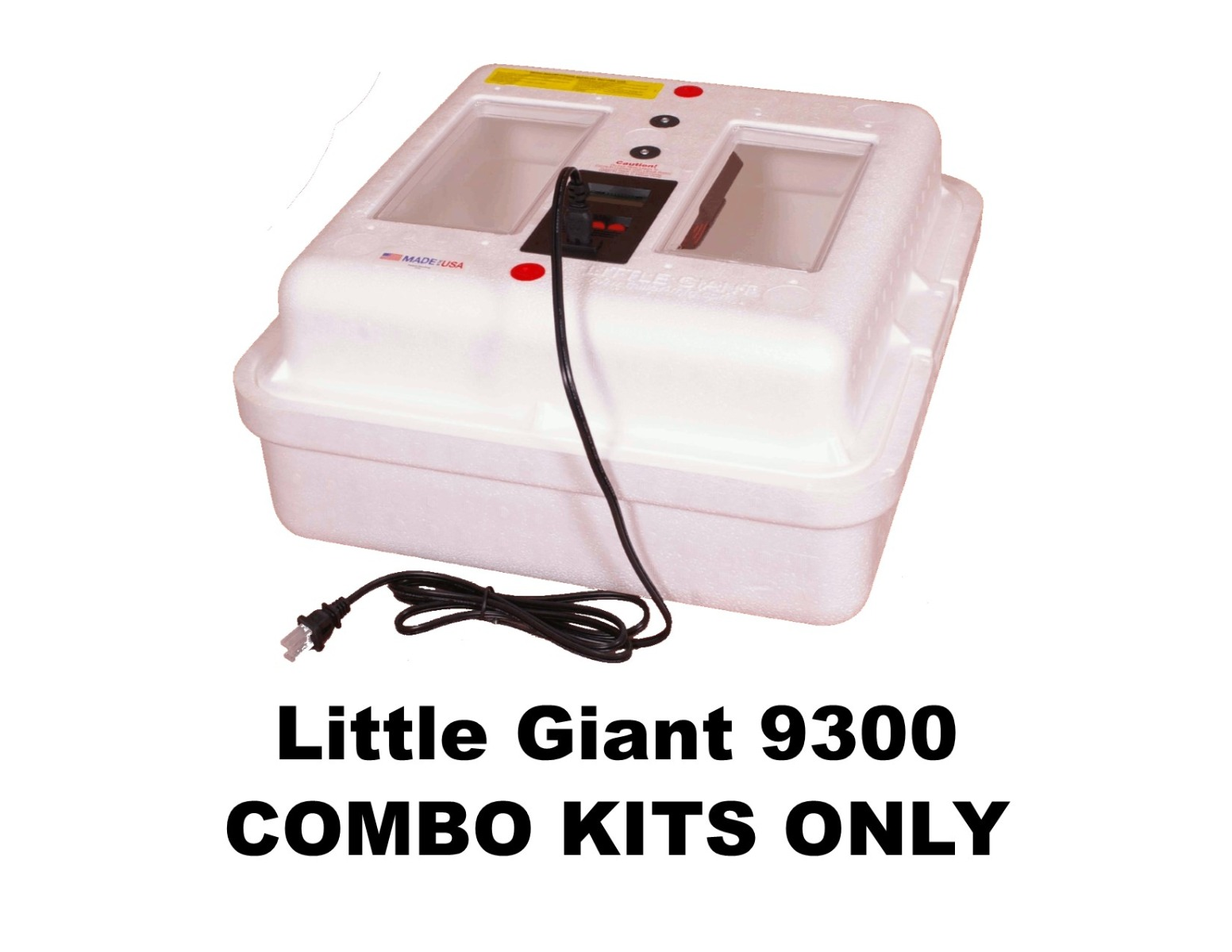 Little Giant 9300 Combo Kits