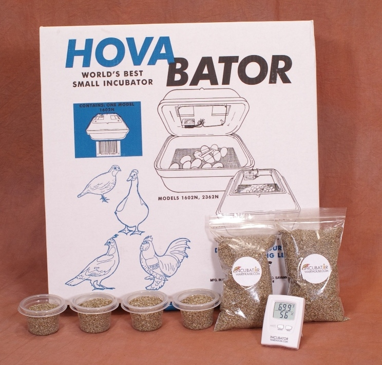 HovaBator Still Air Egg Incubator Kit for Reptiles
