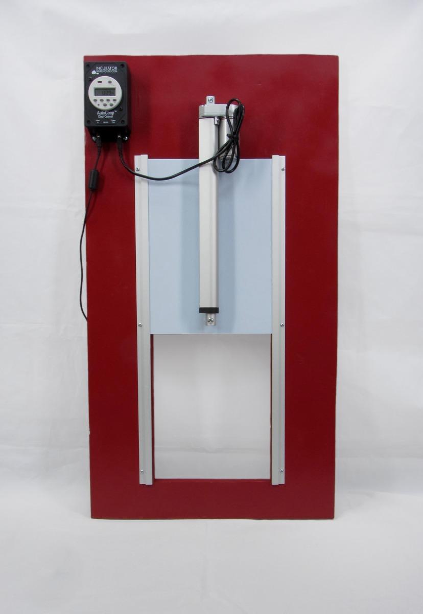 AutoCoop Door & Pop Hole Kit